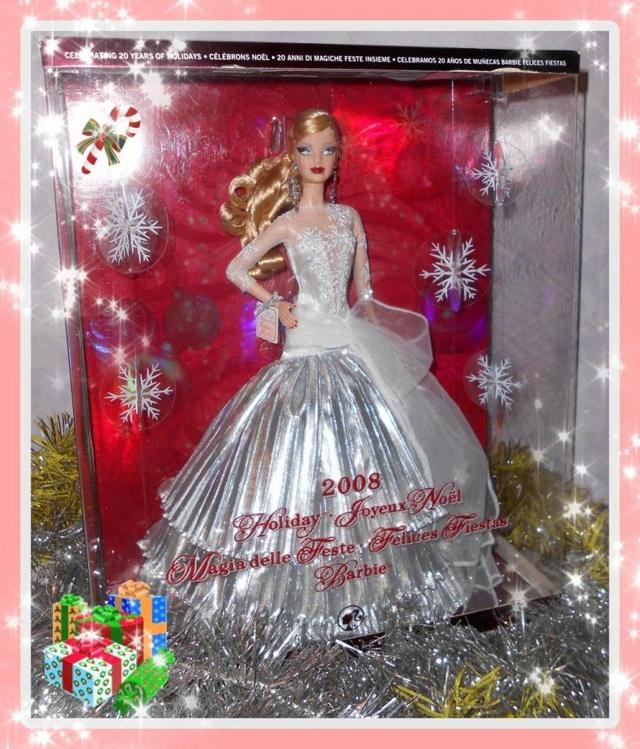 Pourle plaisir 10 noëls  de Barbie 200810