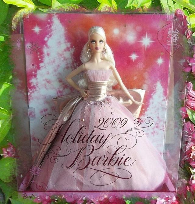 Pourle plaisir 10 noëls  de Barbie 200910