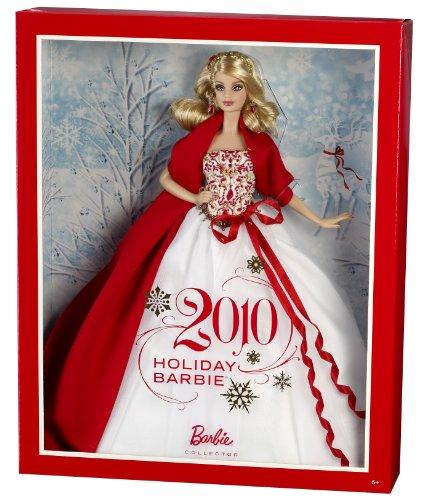 Pourle plaisir 10 noëls  de Barbie 201010