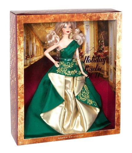 Pourle plaisir 10 noëls  de Barbie 201110