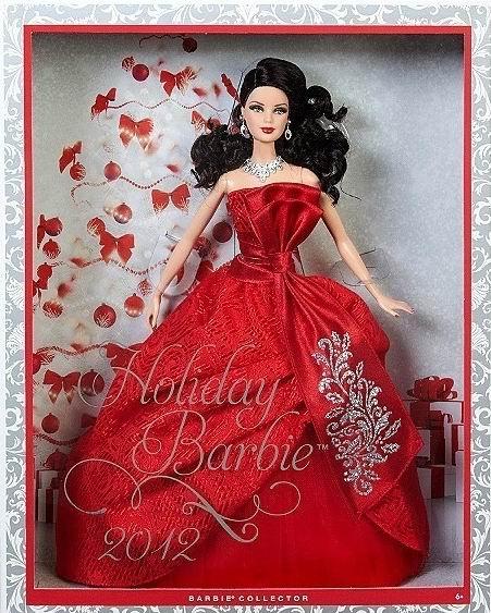 Pourle plaisir 10 noëls  de Barbie 201210