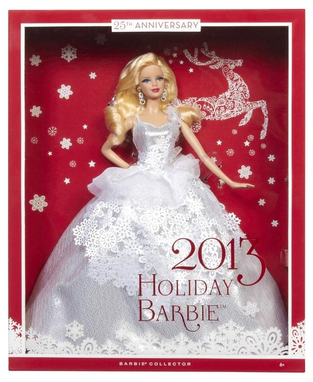 Pourle plaisir 10 noëls  de Barbie 201310
