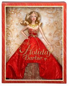 Pourle plaisir 10 noëls  de Barbie 201410
