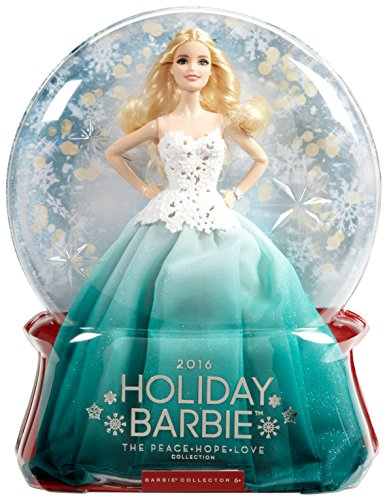 Pourle plaisir 10 noëls  de Barbie 201610