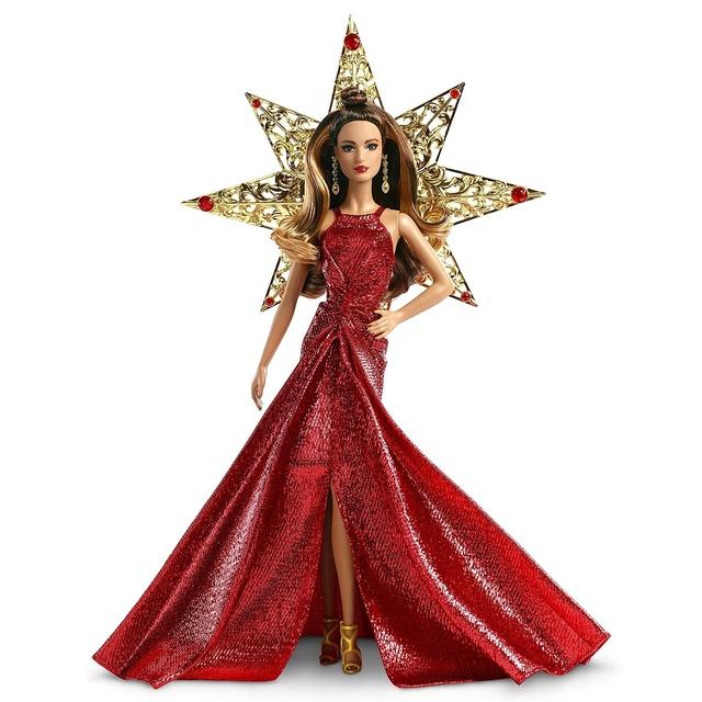 Pourle plaisir 10 noëls  de Barbie 201710