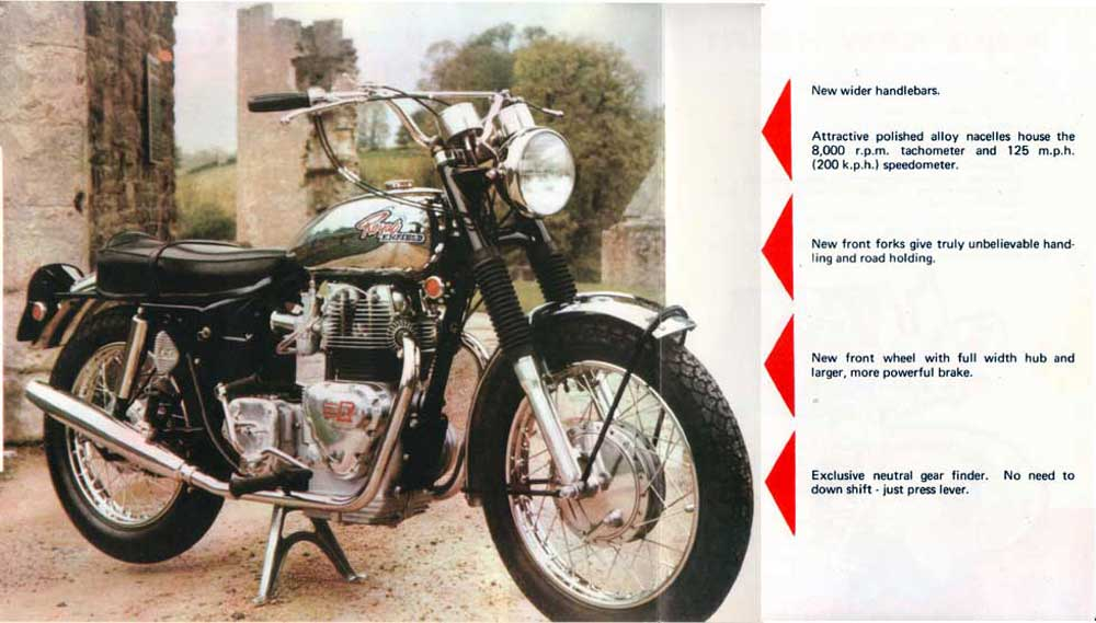 Royal Enfield bicylindre .... 310