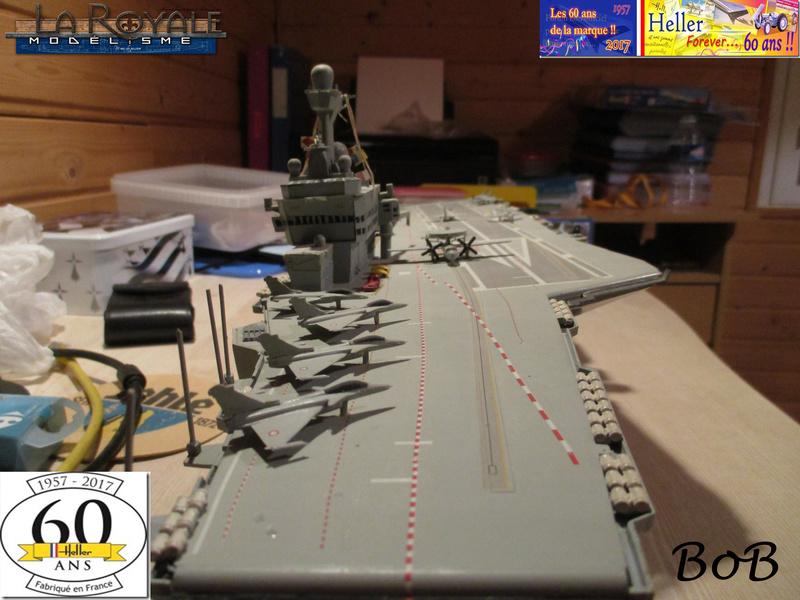 [Heller] Porte avion Charles de Gaulle 1/400° Img_1012