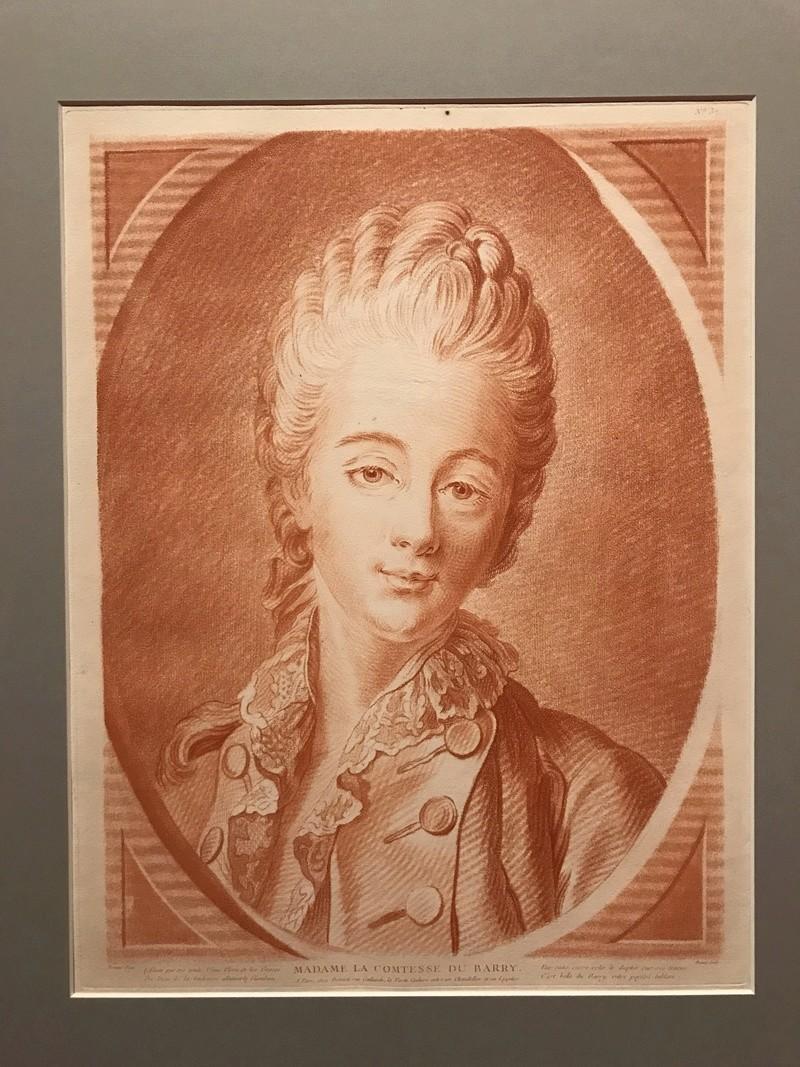 Portraits de Madame du Barry par François-Hubert Drouais - Page 3 19f23710