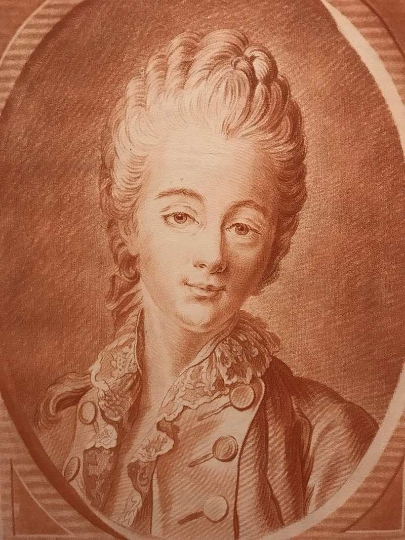 Portraits de Madame du Barry par François-Hubert Drouais - Page 3 2ce01a10