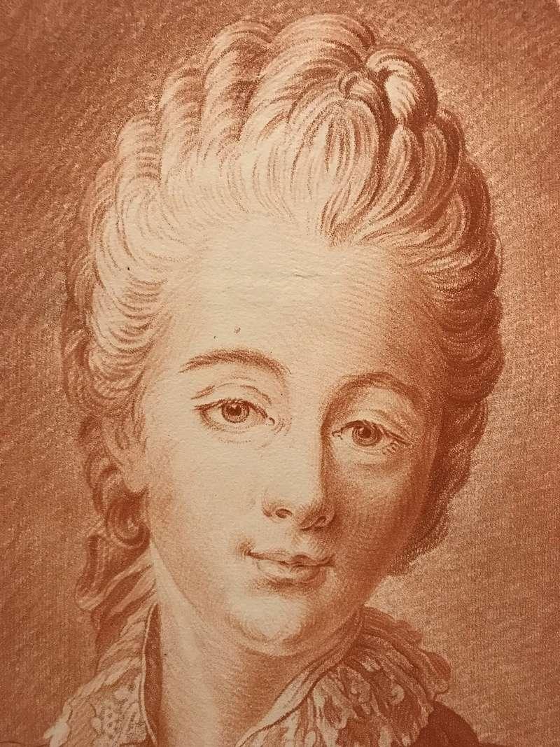 Portraits de Madame du Barry par François-Hubert Drouais - Page 3 84c93410