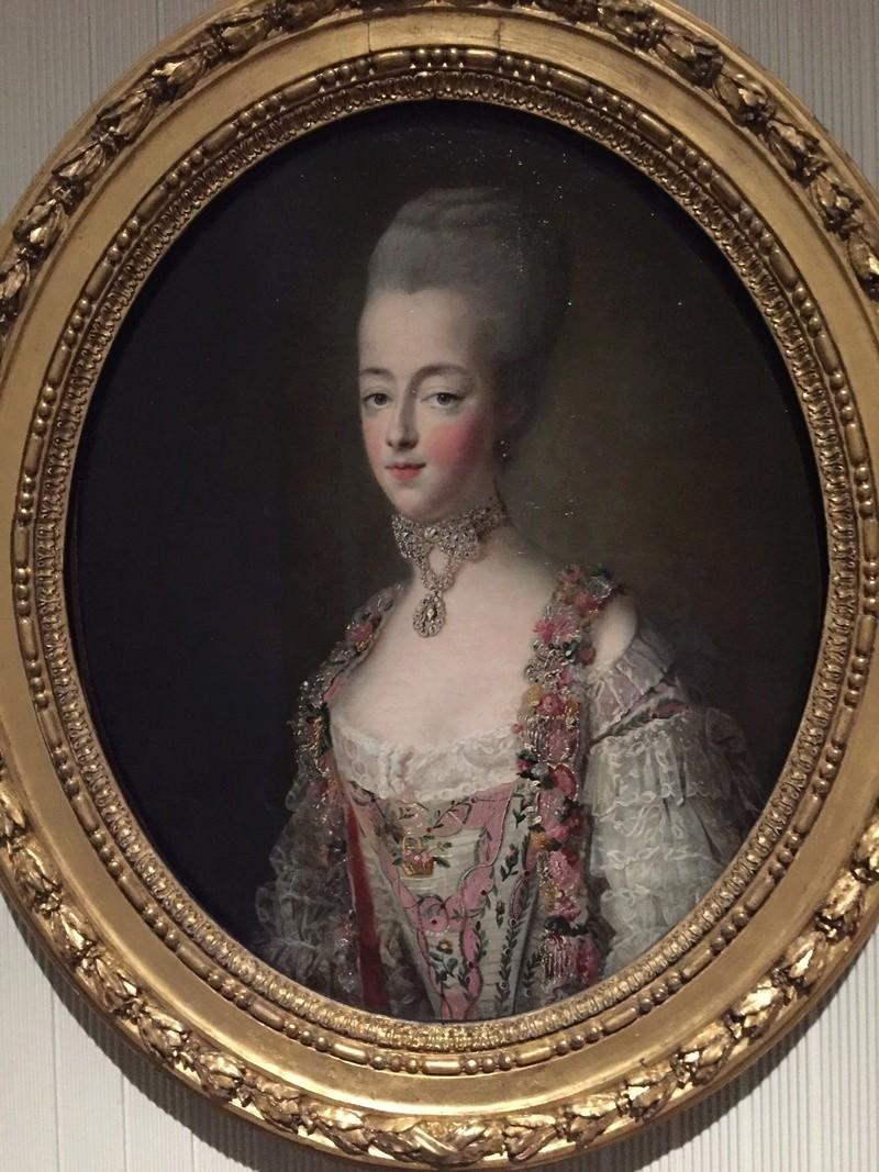 Le boudoir turc de Marie-Antoinette à Fontainebleau - Page 4 9dcad810