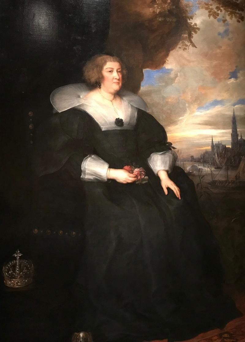 "Expo ""Rubens, portraits princiers""- Musée du Luxembourg 2017 Img_4239"