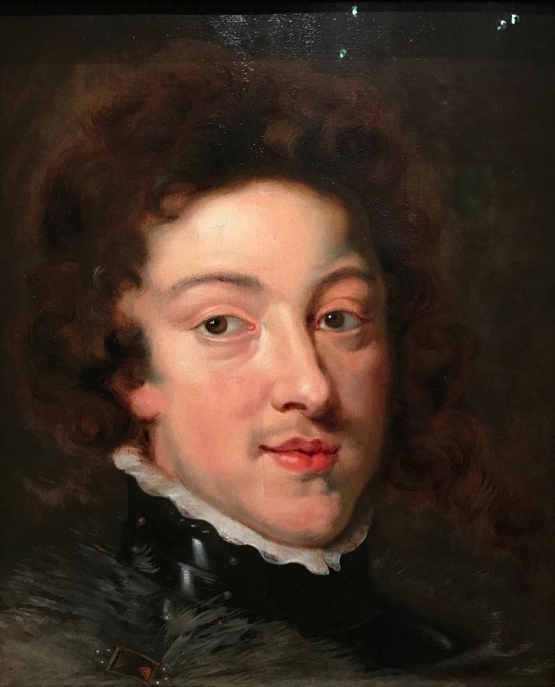 "Expo ""Rubens, portraits princiers""- Musée du Luxembourg 2017 Img_4318"