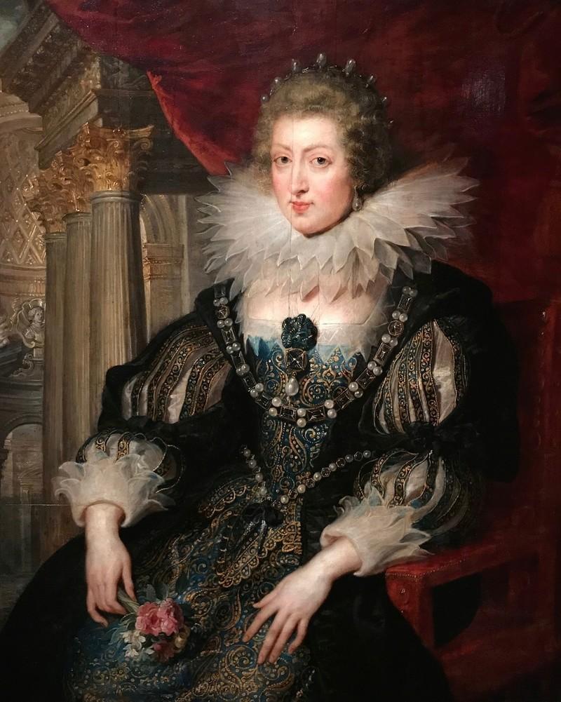 "Expo ""Rubens, portraits princiers""- Musée du Luxembourg 2017 Img_4322"