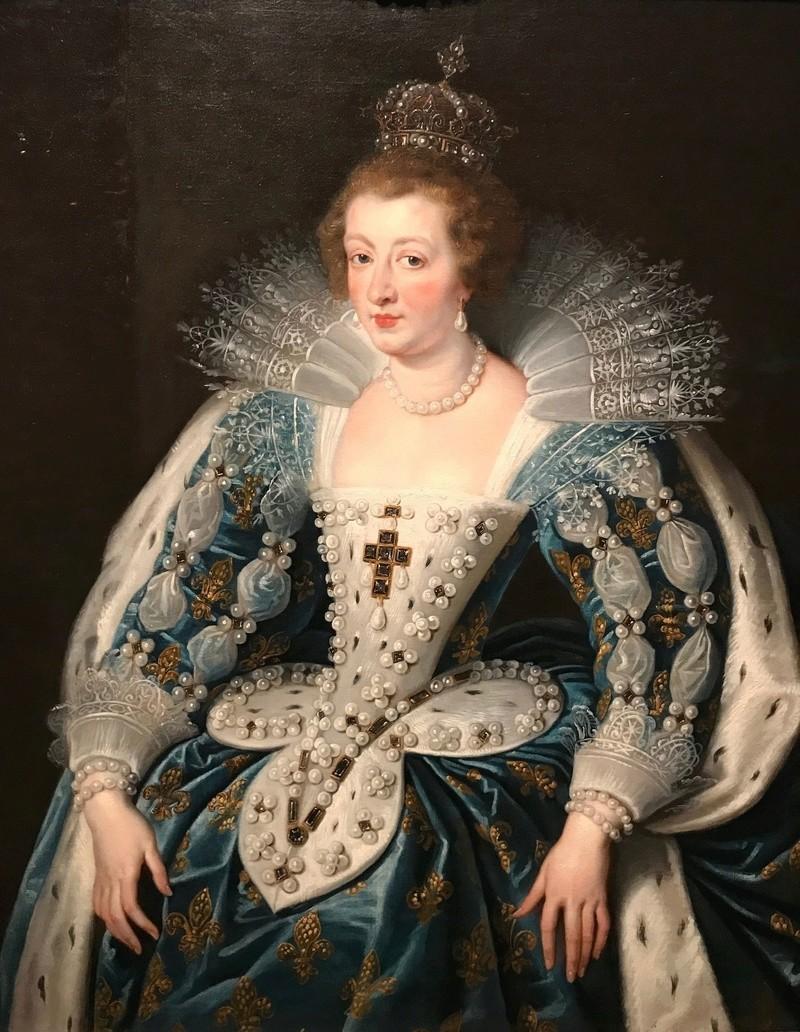 "Expo ""Rubens, portraits princiers""- Musée du Luxembourg 2017 Img_4325"