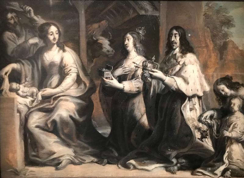 "Expo ""Rubens, portraits princiers""- Musée du Luxembourg 2017 Img_4326"