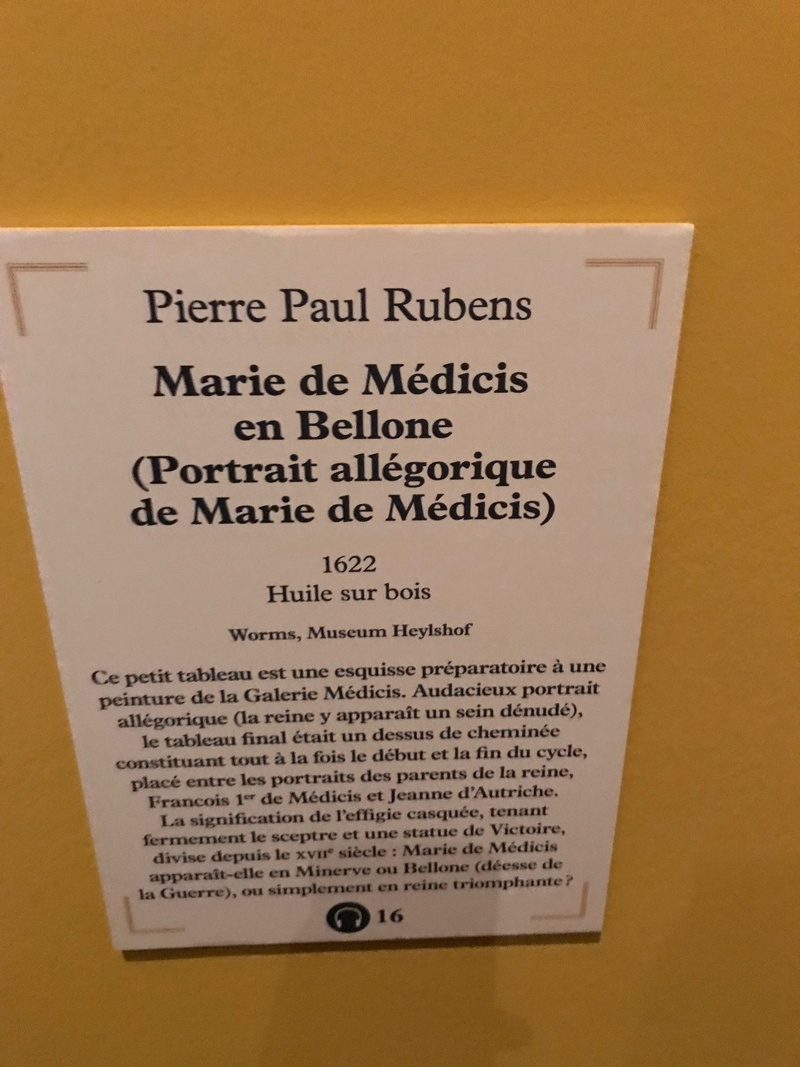 "Expo ""Rubens, portraits princiers""- Musée du Luxembourg 2017 Img_4327"