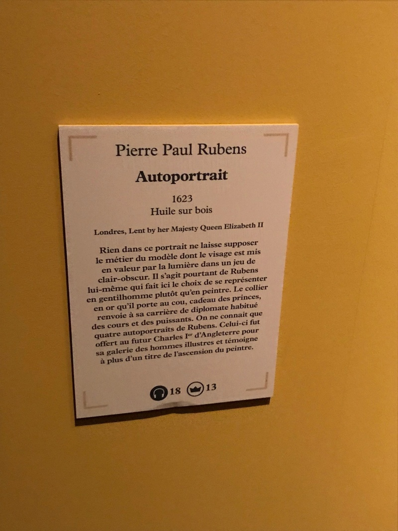 "Expo ""Rubens, portraits princiers""- Musée du Luxembourg 2017 Img_4335"