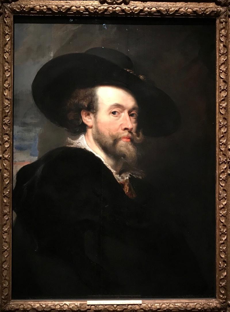 "Expo ""Rubens, portraits princiers""- Musée du Luxembourg 2017 Img_4337"