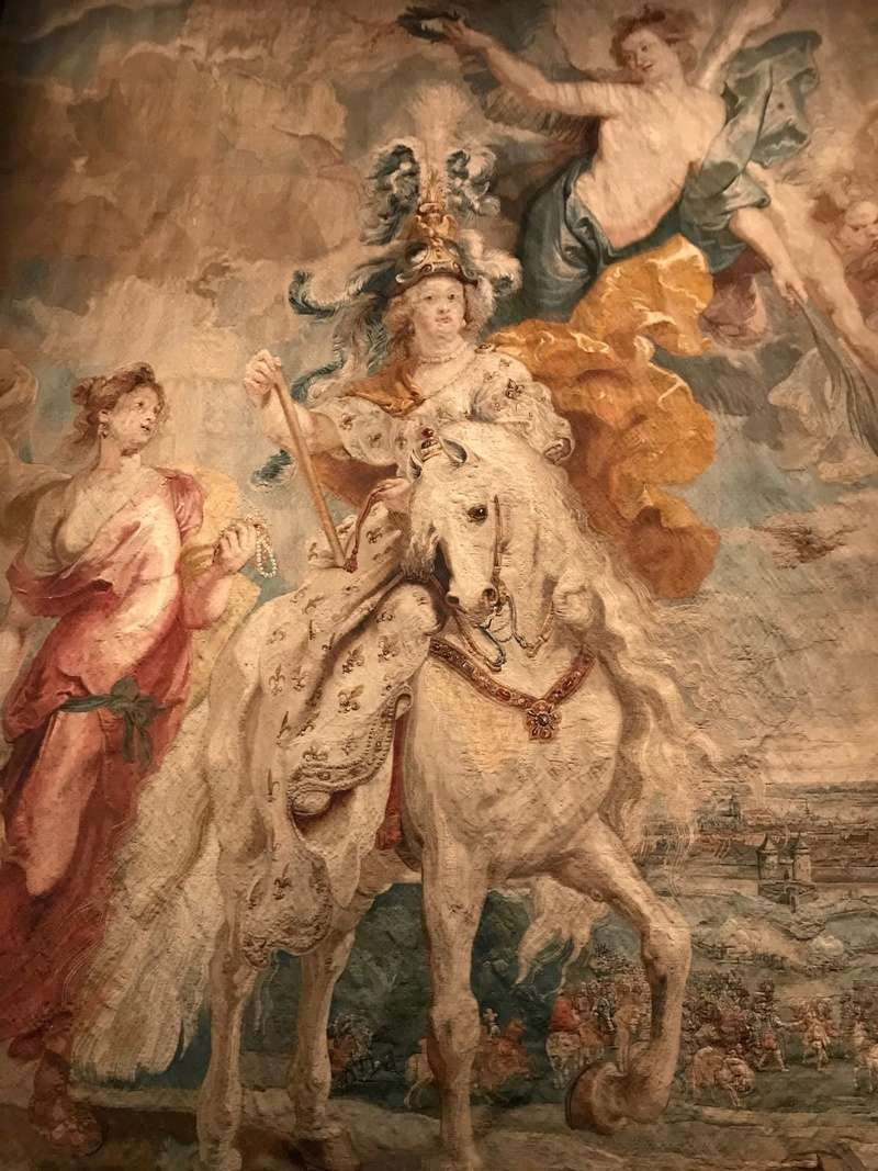 "Expo ""Rubens, portraits princiers""- Musée du Luxembourg 2017 Img_4338"