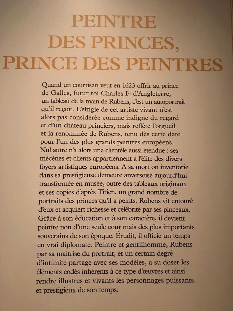 "Expo ""Rubens, portraits princiers""- Musée du Luxembourg 2017 Img_4340"