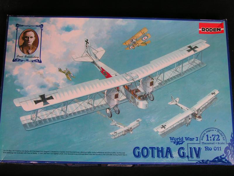 Community Build #23 - Propeller Aircraft Gotha_15