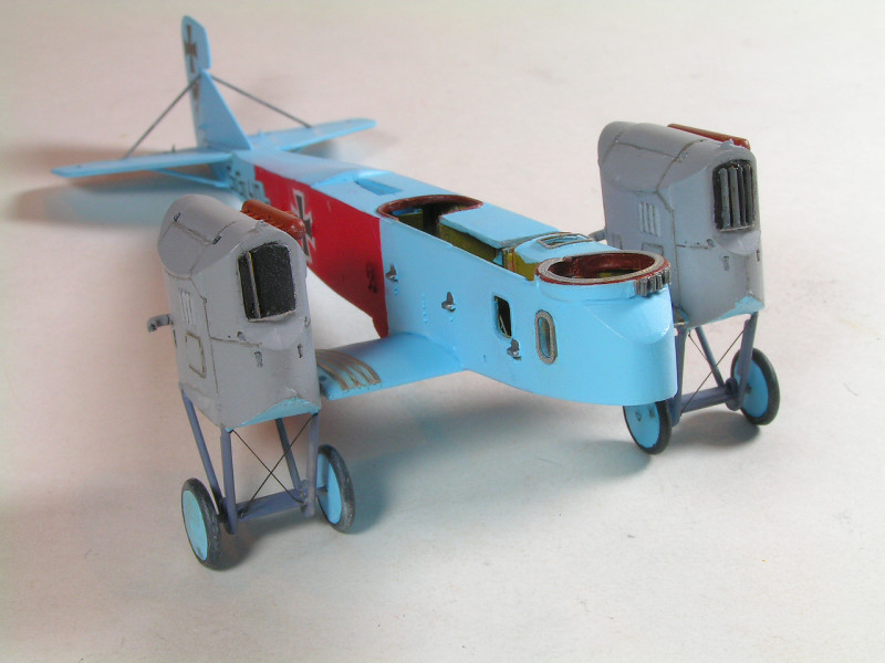 Community Build #23 - Propeller Aircraft - Page 2 Gotha_57