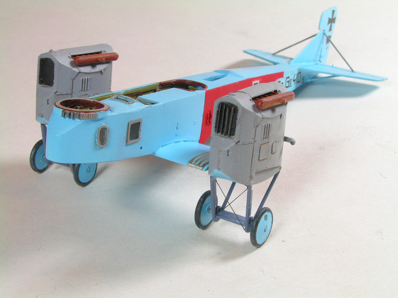 Community Build #23 - Propeller Aircraft - Page 2 Gotha_58