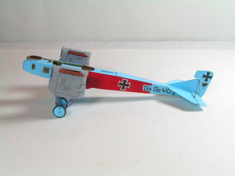 Community Build #23 - Propeller Aircraft - Page 2 Gotha_59