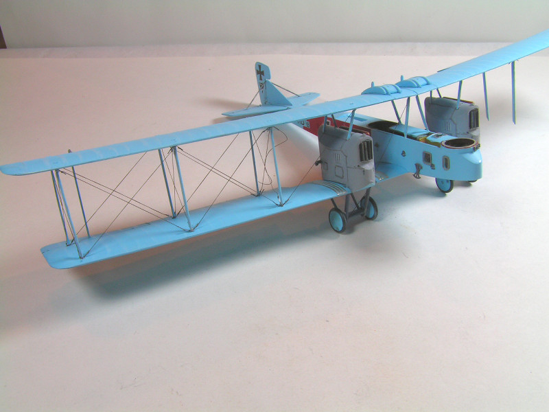 Community Build #23 - Propeller Aircraft - Page 2 Gotha_63