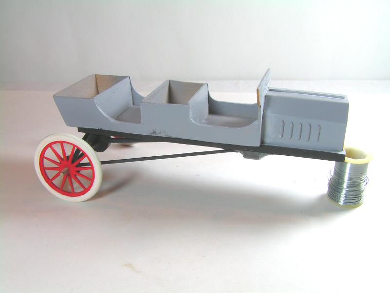 1909 Ford Model T Touring Car - 1/16th Hudson33