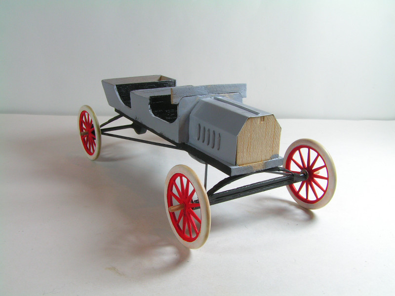 1909 Ford Model T Touring Car - 1/16th - Page 2 Hudson39