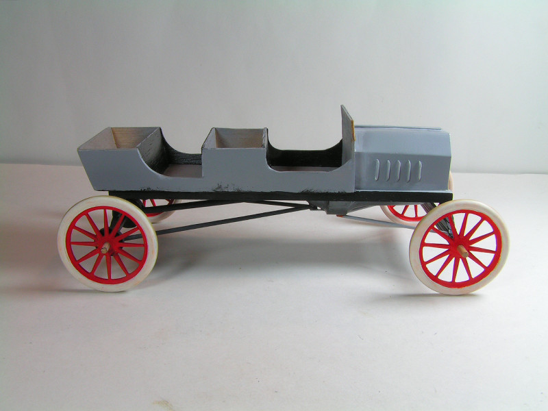 1909 Ford Model T Touring Car - 1/16th - Page 2 Hudson40