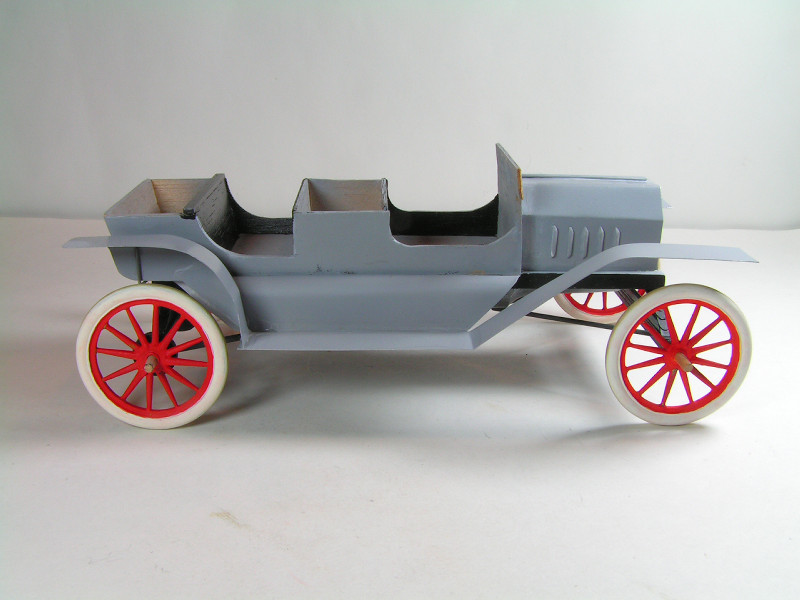 1909 Ford Model T Touring Car - 1/16th - Page 2 Hudson48