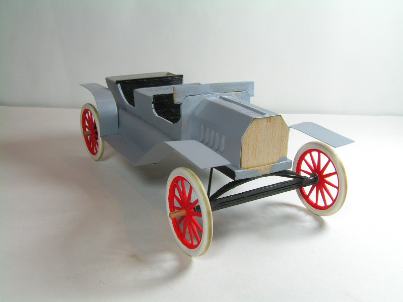 1909 Ford Model T Touring Car - 1/16th - Page 2 Hudson49