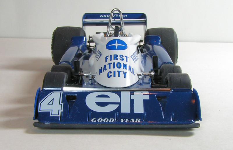 Community Build #24 - Pre 1990 Race Cars Tyrell26