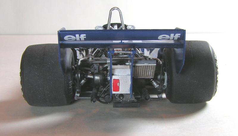 Community Build #24 - Pre 1990 Race Cars Tyrell27