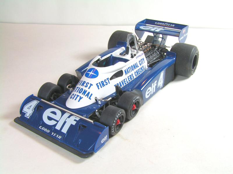 Community Build #24 - Pre 1990 Race Cars Tyrell28