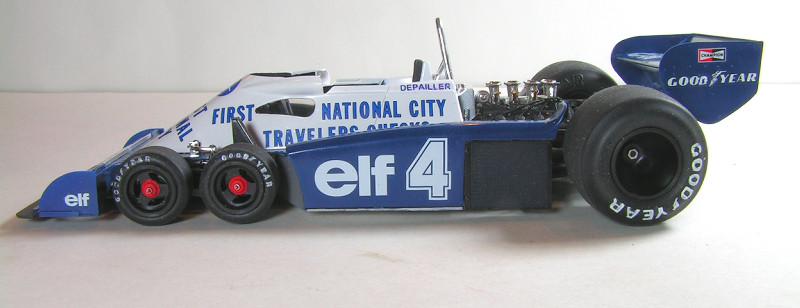 Community Build #24 - Pre 1990 Race Cars Tyrell30
