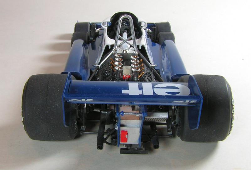 Community Build #24 - Pre 1990 Race Cars Tyrell31