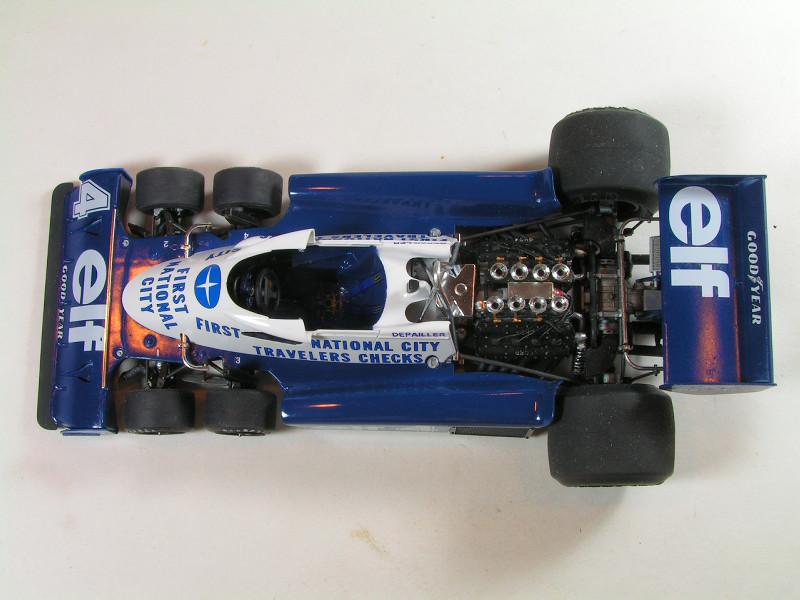 Community Build #24 - Pre 1990 Race Cars Tyrell32