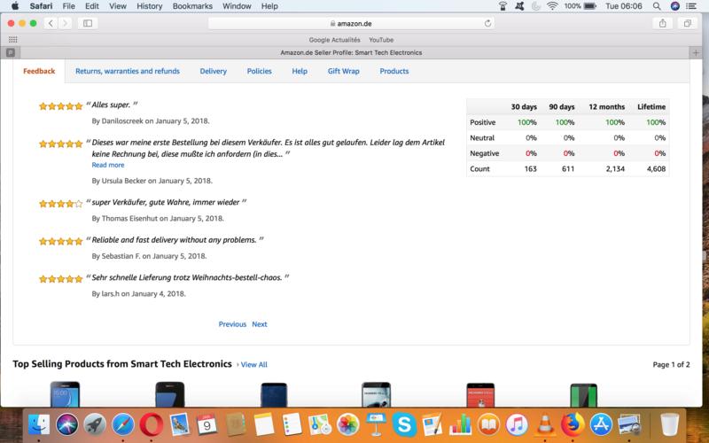 [Information] Amazon Prime 100% De Satisfait ou Pas lol Screen11