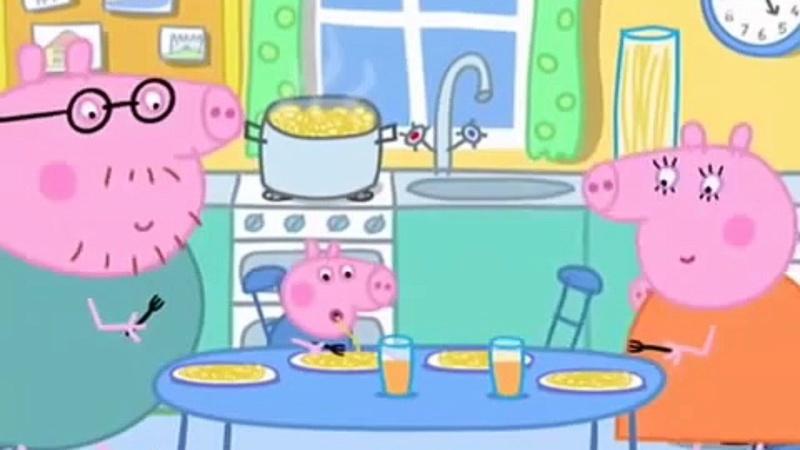 Peppa Pig anniversaire Leo 2 ans  1280x710
