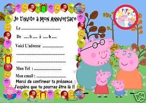 Peppa Pig anniversaire Leo 2 ans  S-l30010