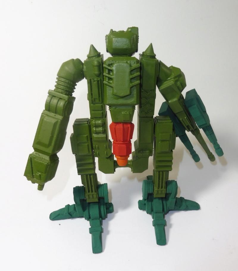 Custom robot Centurions Kenner P1040511