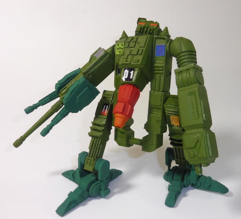 Custom robot Centurions Kenner P1040512