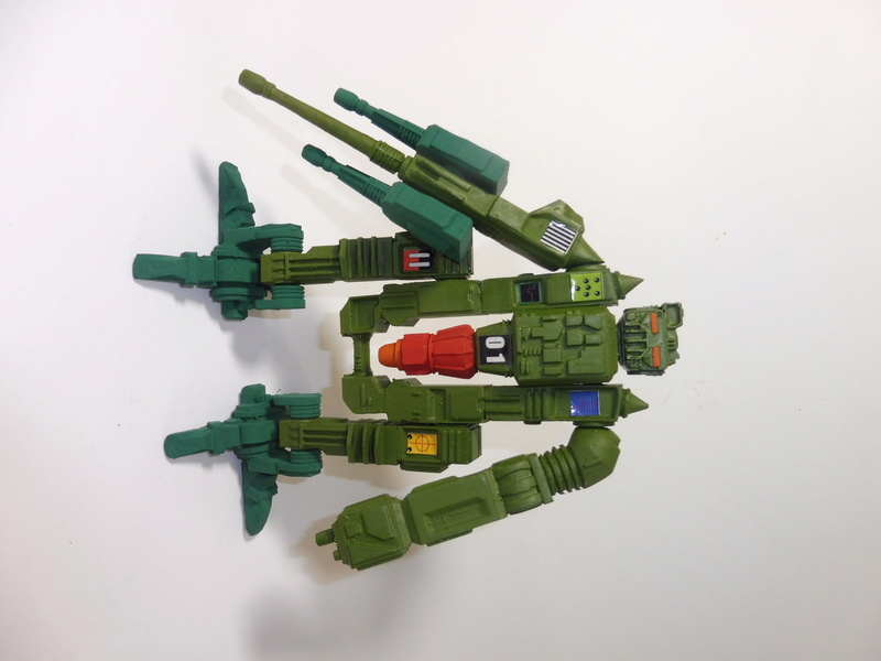 Custom robot Centurions Kenner P1040514