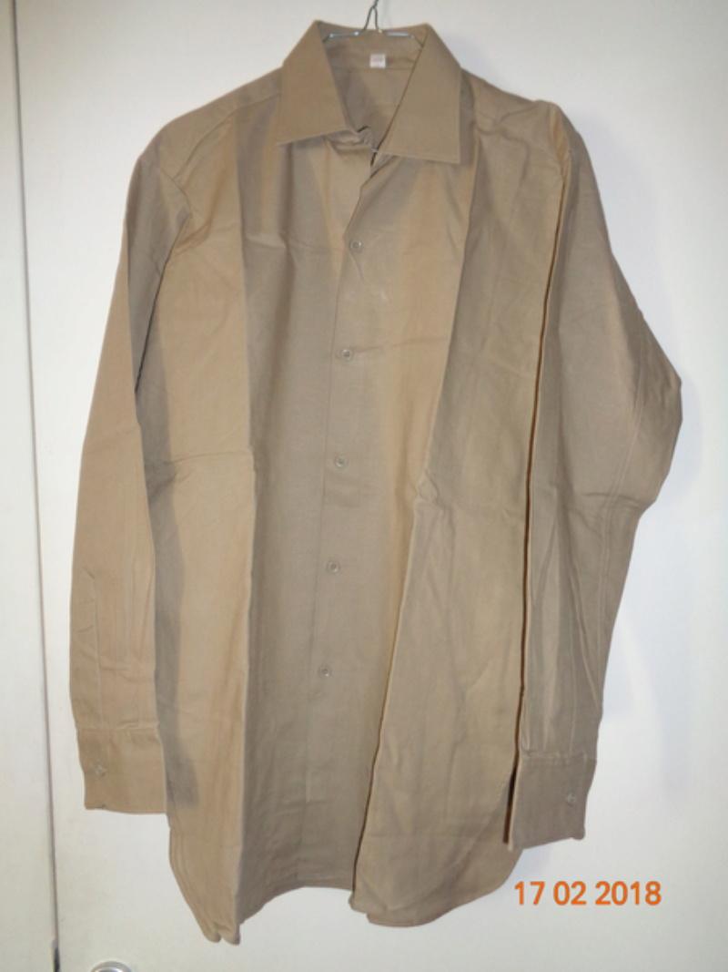 Cette chemise française peut elle être de la seconde guerre ? Dsc01122