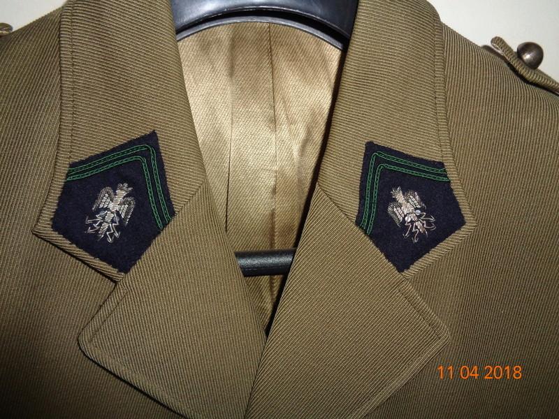un uniforme de colonel Dsc01222