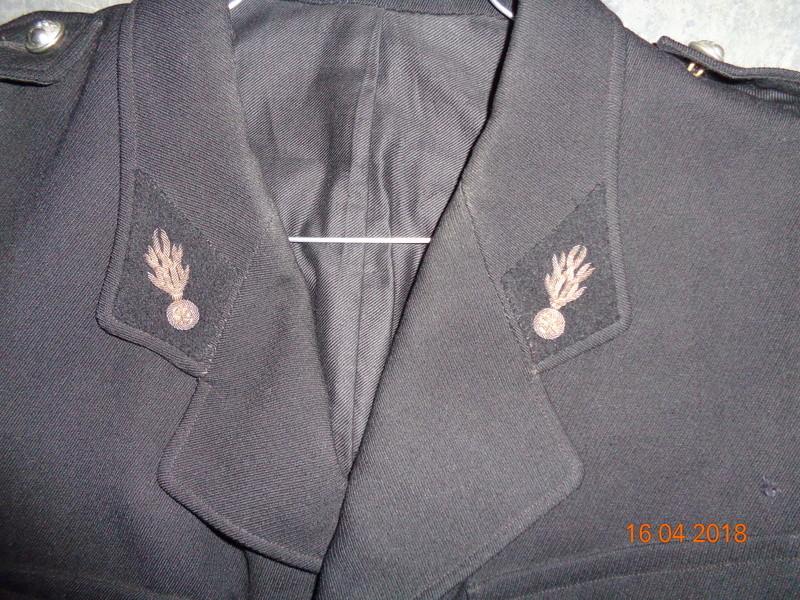 Vareuse gendarmerie Dsc01254